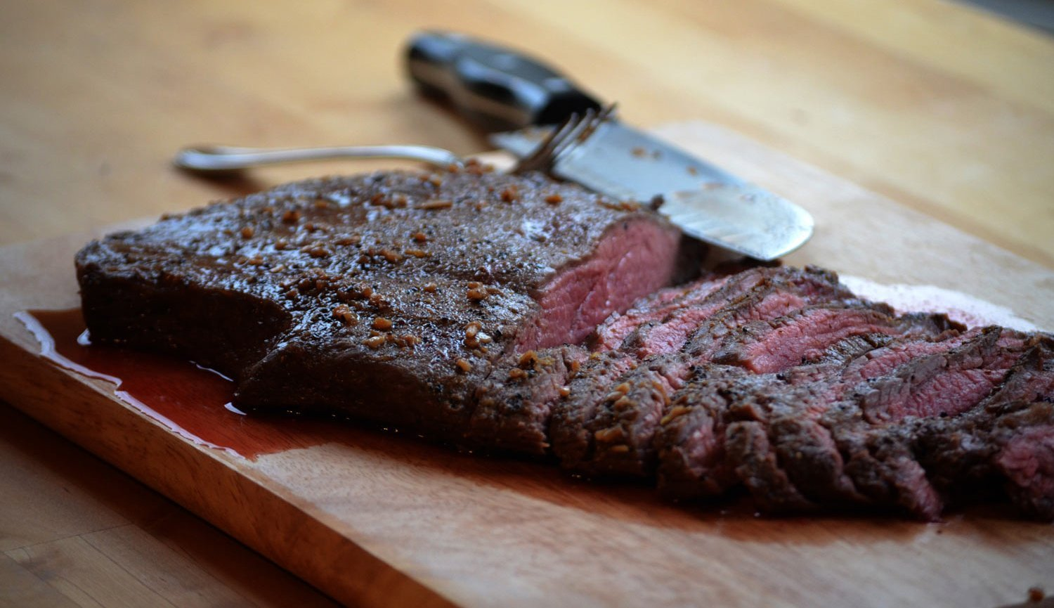 Gail's Flank Steak