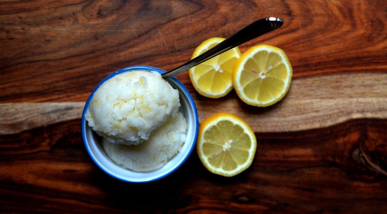 Lemon Sorbet Twist