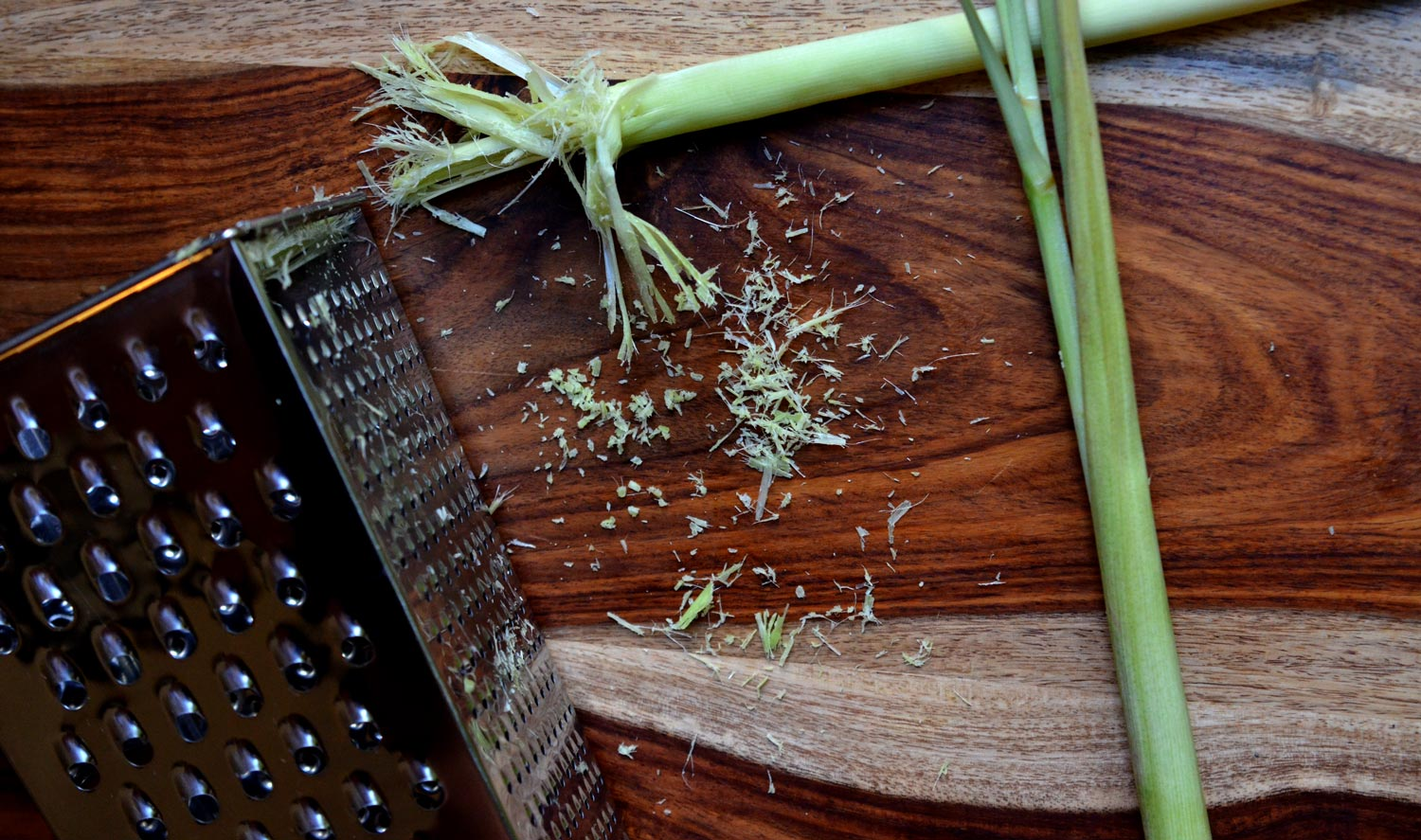 Grated Lemongrass
