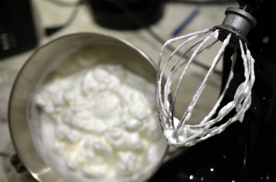 Whipping Egg Whites