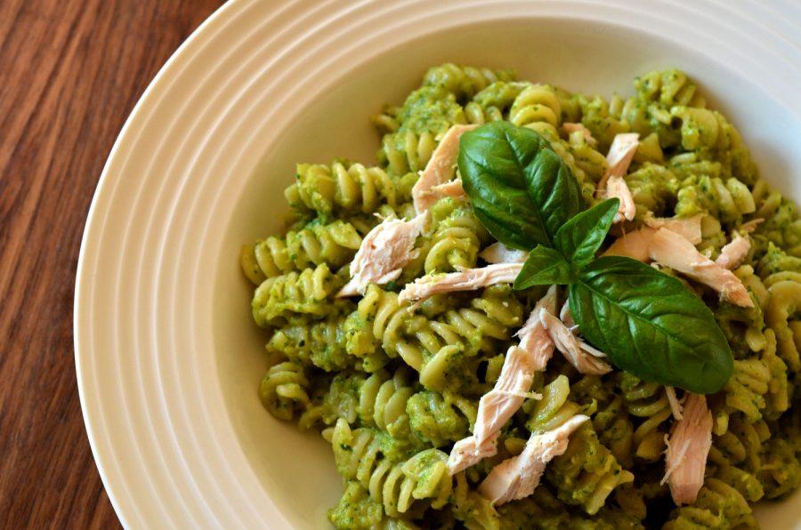 Fall Pesto Pasta