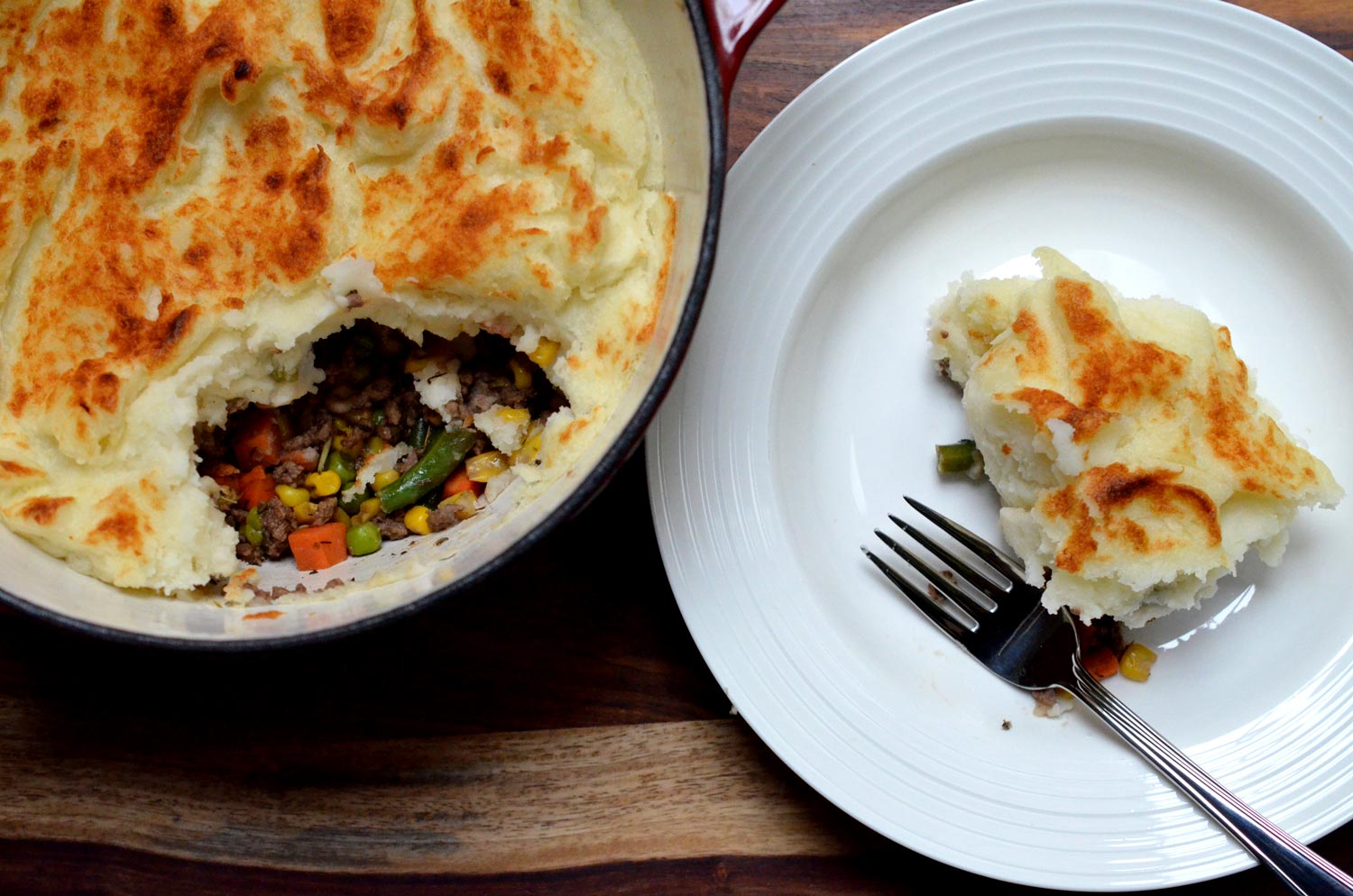 Brady's Irish Shepherd's Pie