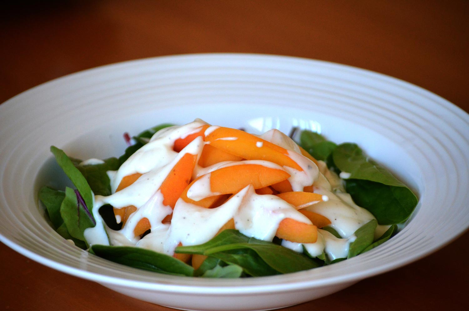 Yogurt Salad Dressing