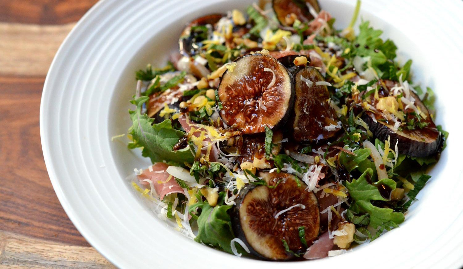 Fig & Arugula Salad