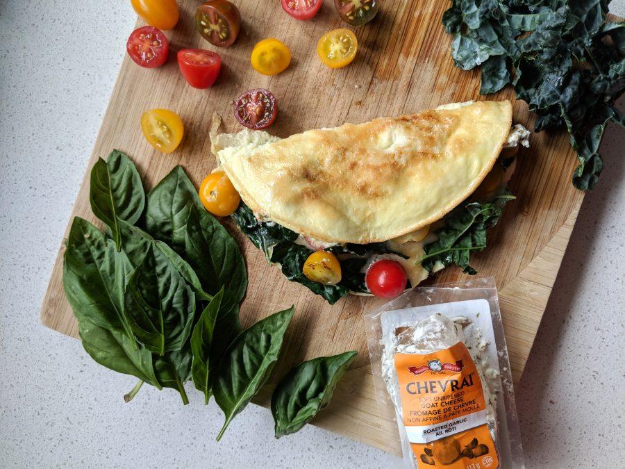 Garden Omelette